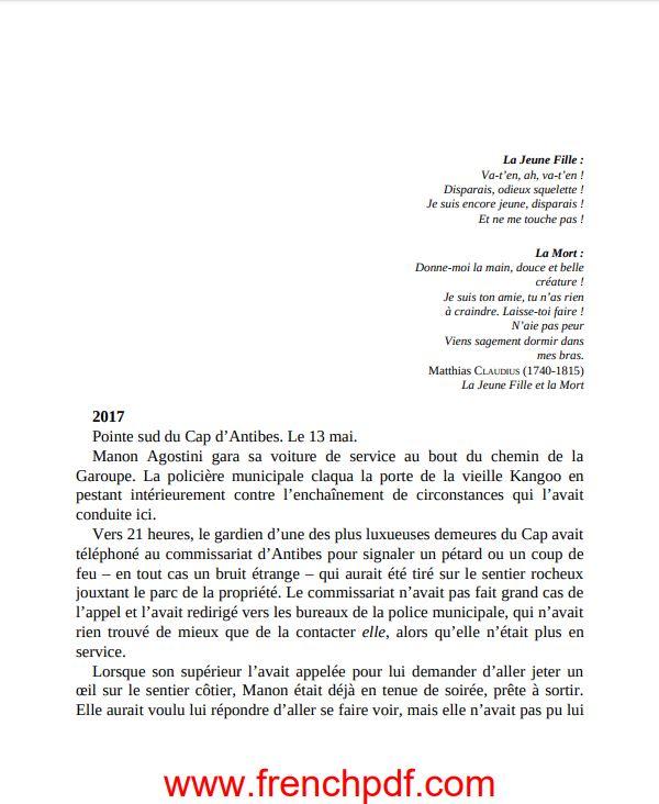 La Jeune Fille Et La Nuit Pdf Gratuit De Guillaume Musso