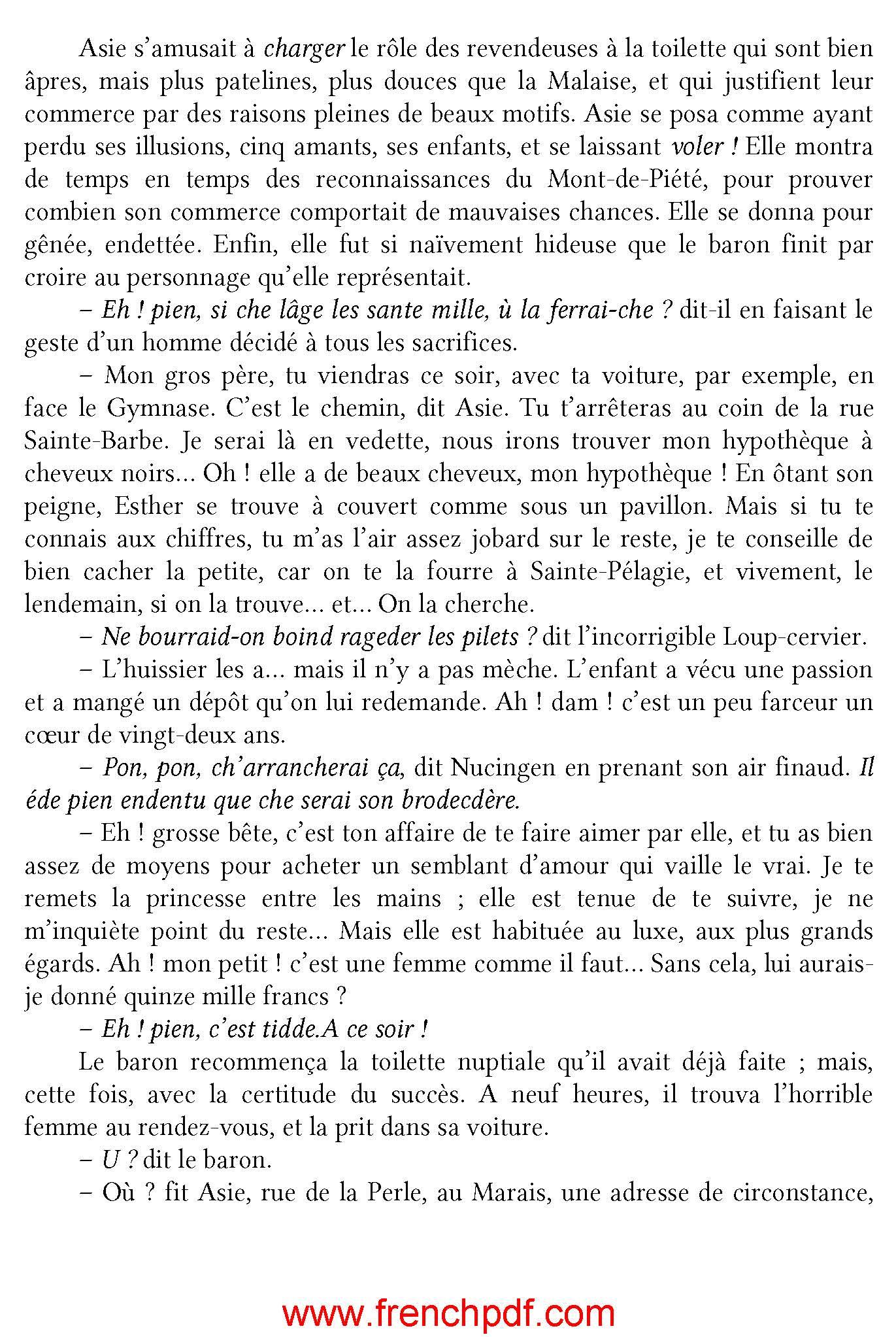 A combien l'amour revient aux vieillards pdf d'Honoré de Balzac 4