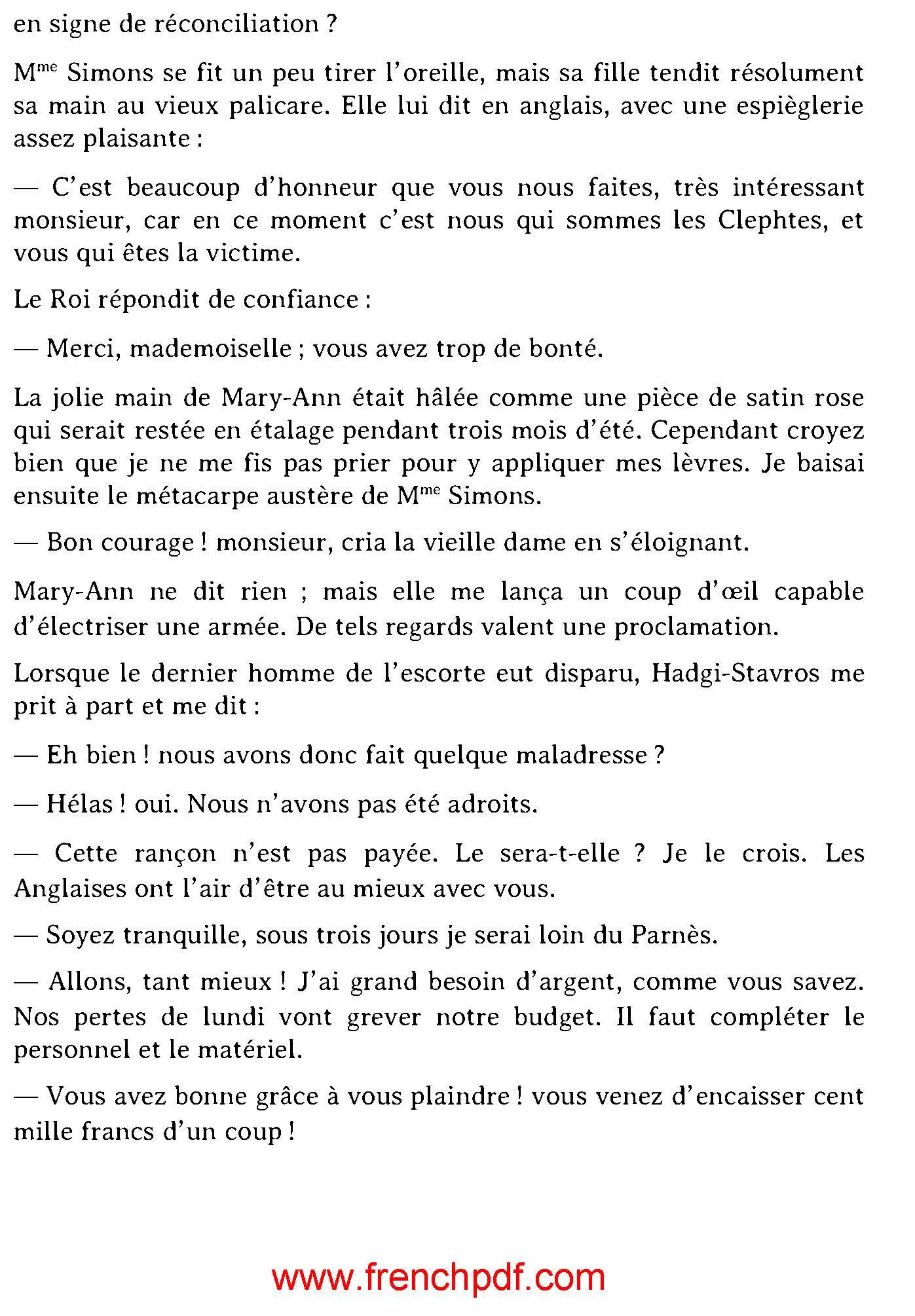 Le roi des montagnes PDF de Edmond About 3