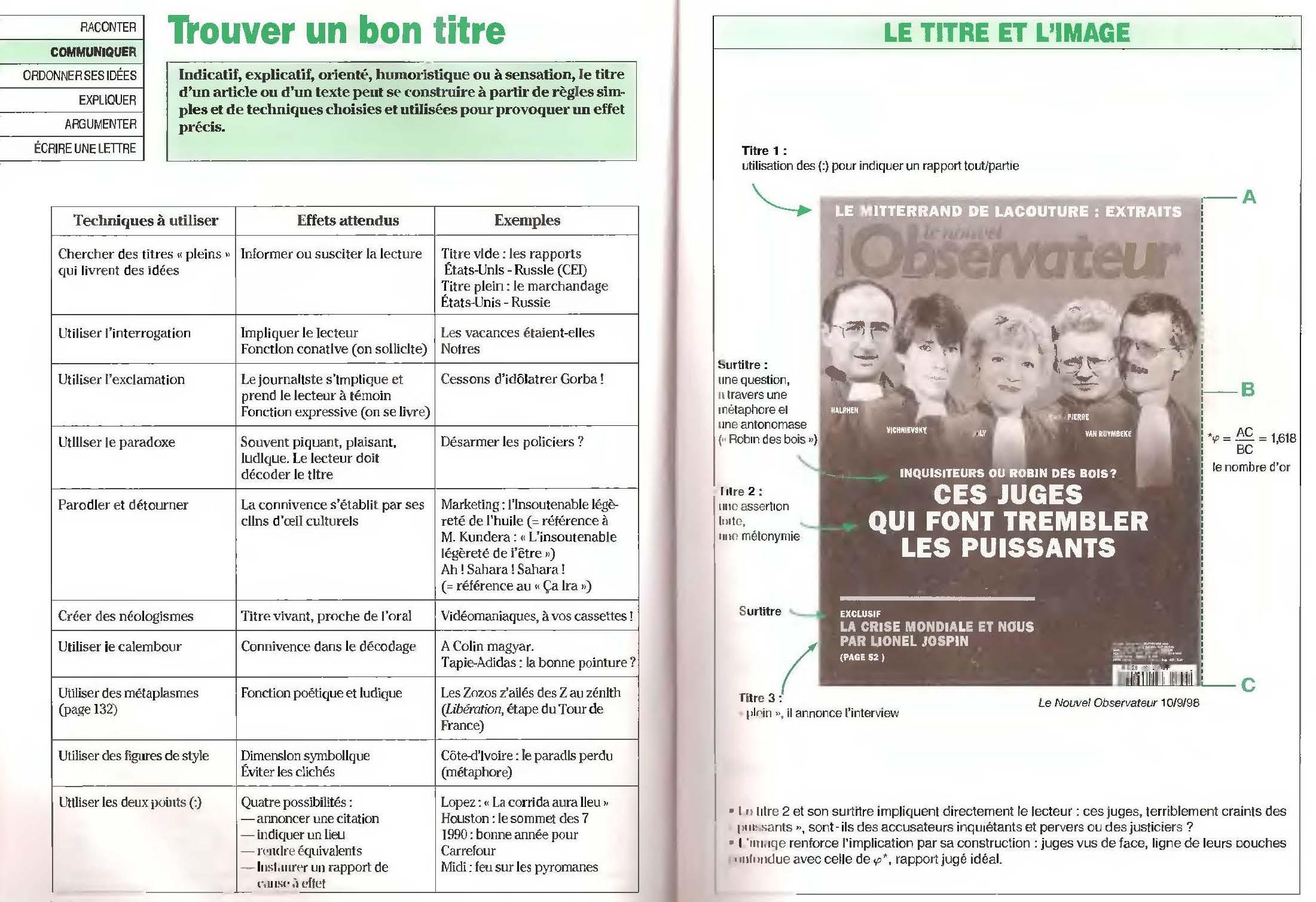 Livre numérique Pratique de l'expression écrite pdf 3