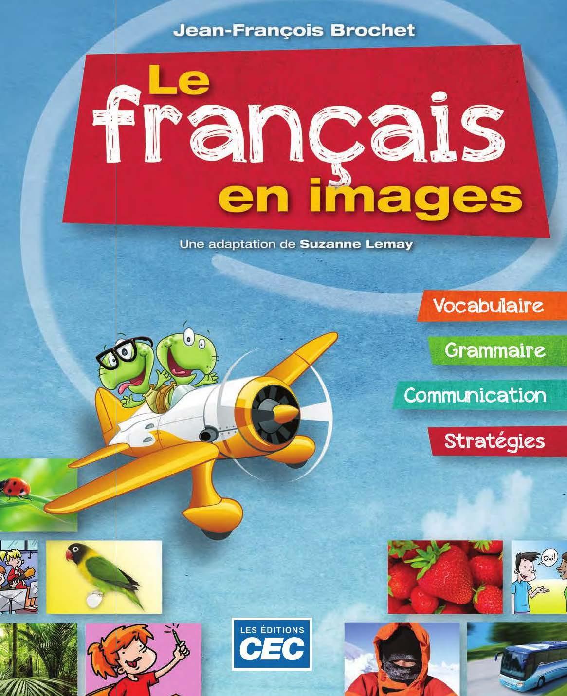 Ebook français gratuit: Le français en images pdf 1