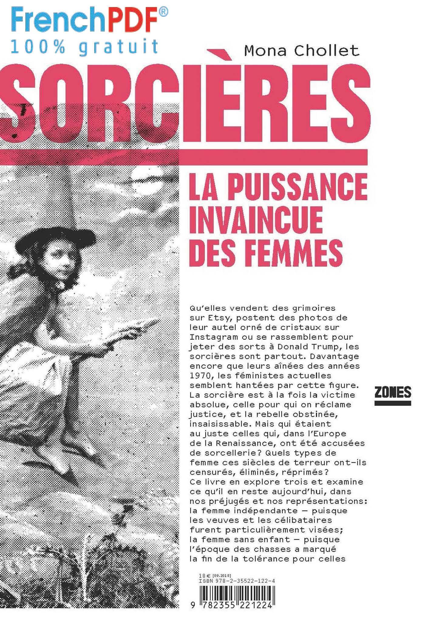 Sorcières pdf livre numérique de Mona Chollet 2