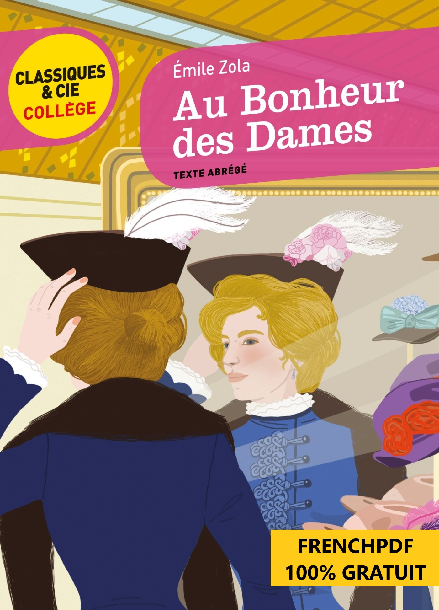 Au Bonheur des Dames d'Emile Zola en pdf 2