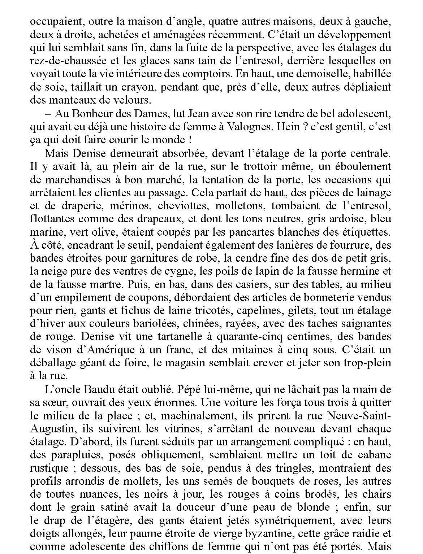 Au Bonheur des Dames d'Emile Zola en pdf 3