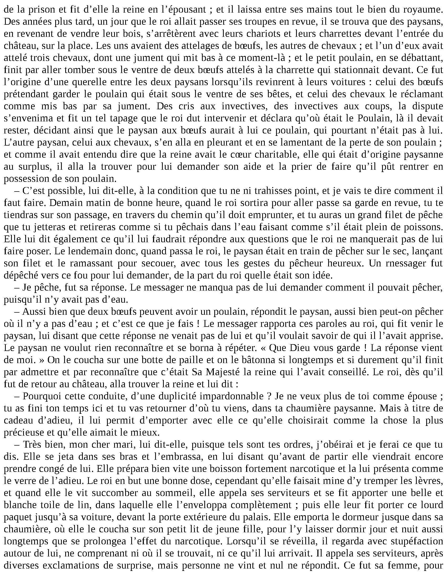 Contes merveilleux - Tome I - de Jacob Ludwig Karl 5