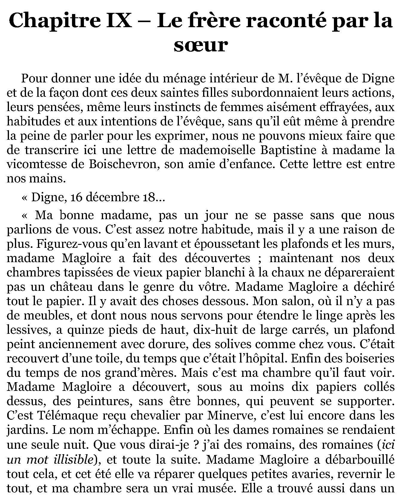 Les misérables, Tome 1 Fantine de Victor Hugo en pdf 3