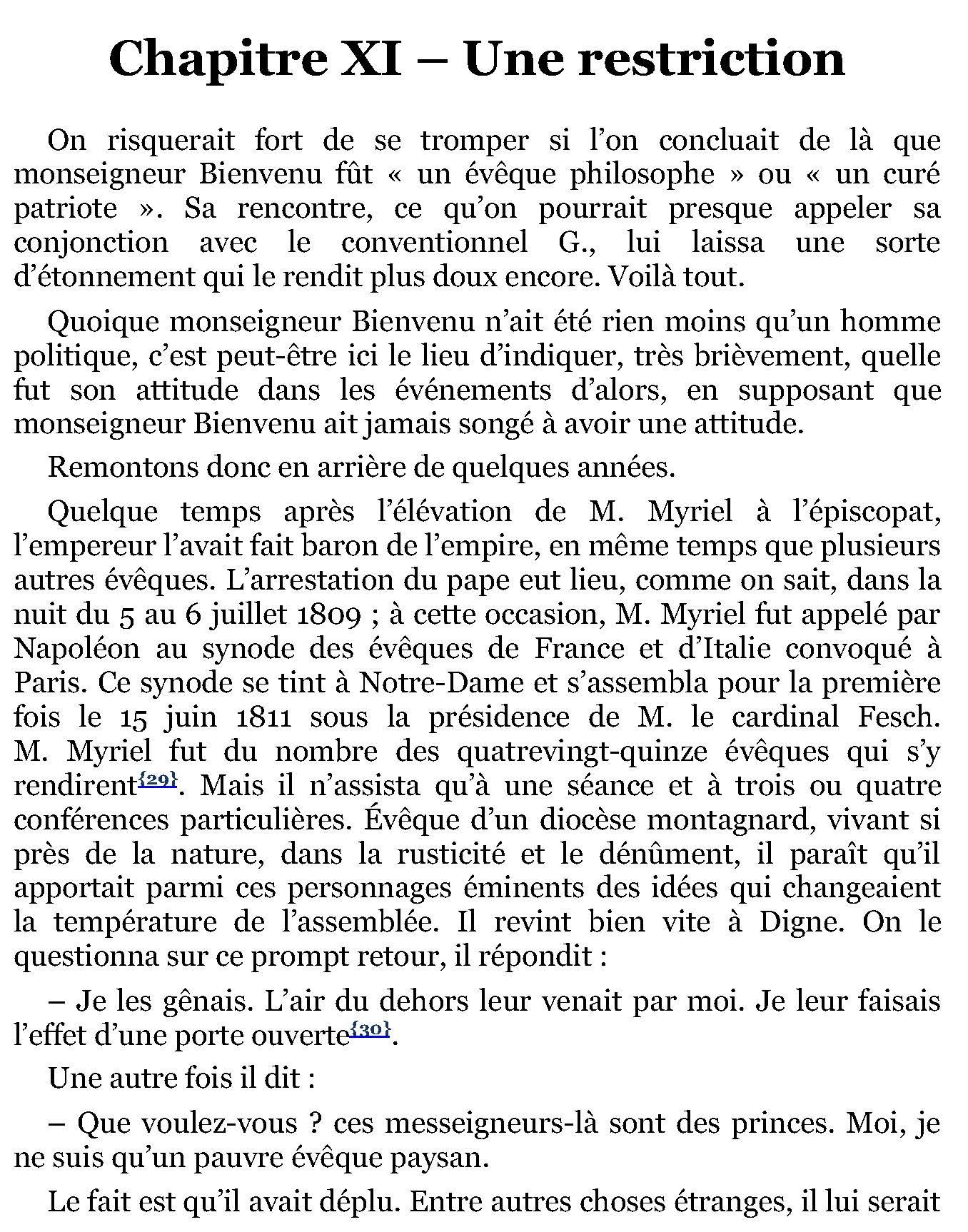 Les misérables, Tome 1 Fantine de Victor Hugo en pdf 4