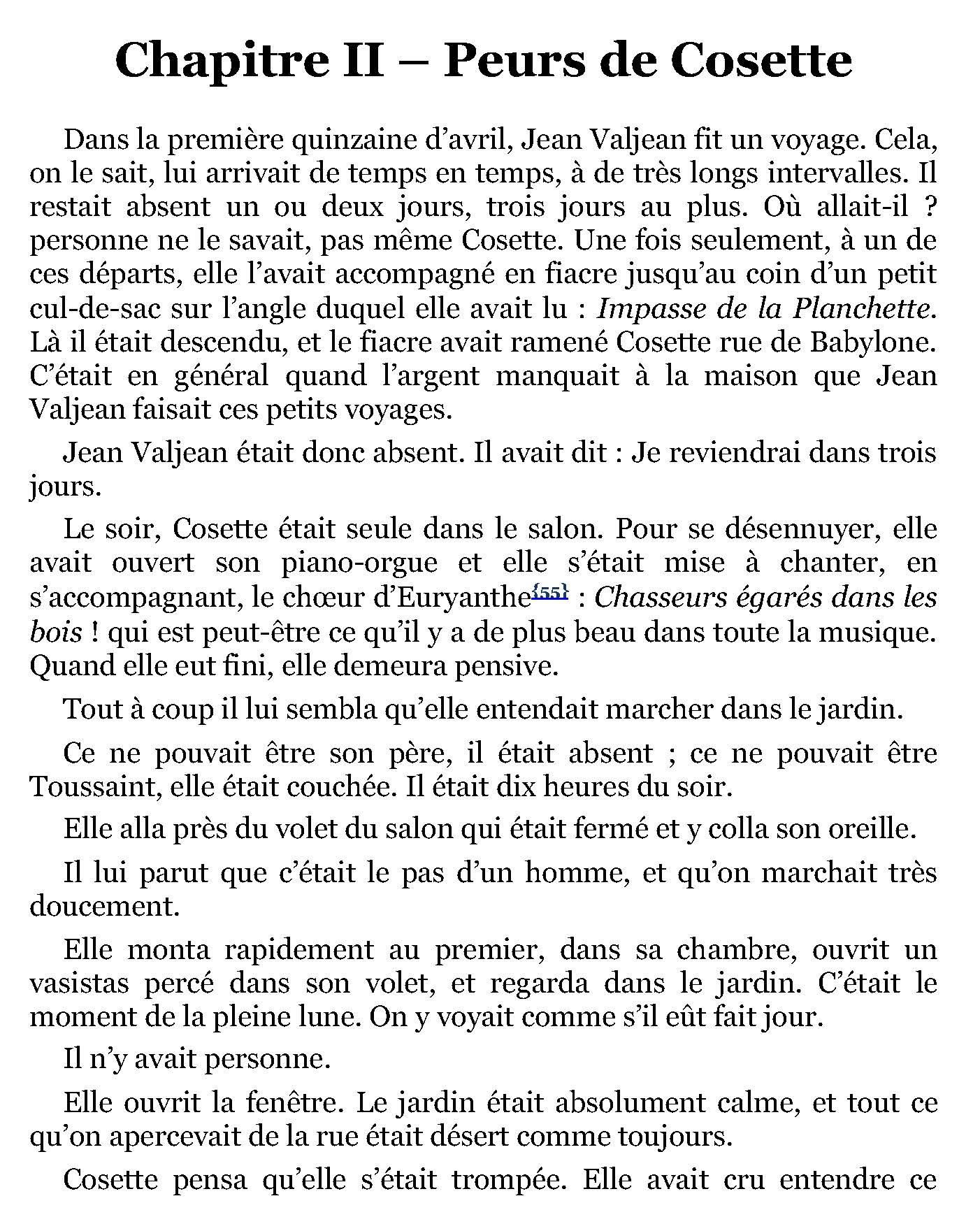 Les Misérables - Tome 4 L'Idylle rue de Victor Hugo en pdf 4