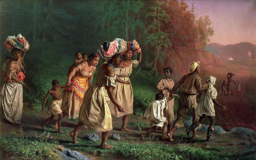 Etats-Unis: Les plaies de l'esclavage - Le chemin de fer clandestin 4