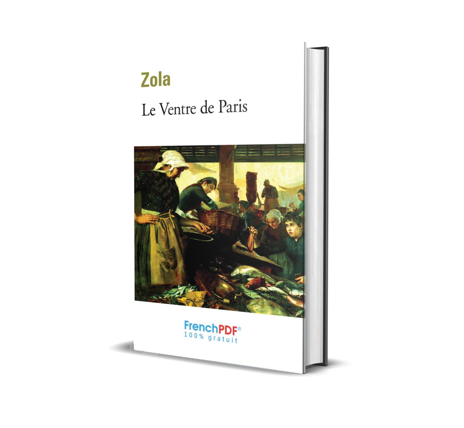 Le ventre de Paris d'Émile Zola, livre en ligne 1