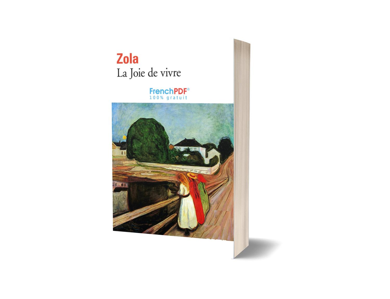 la joie de vivre Zola