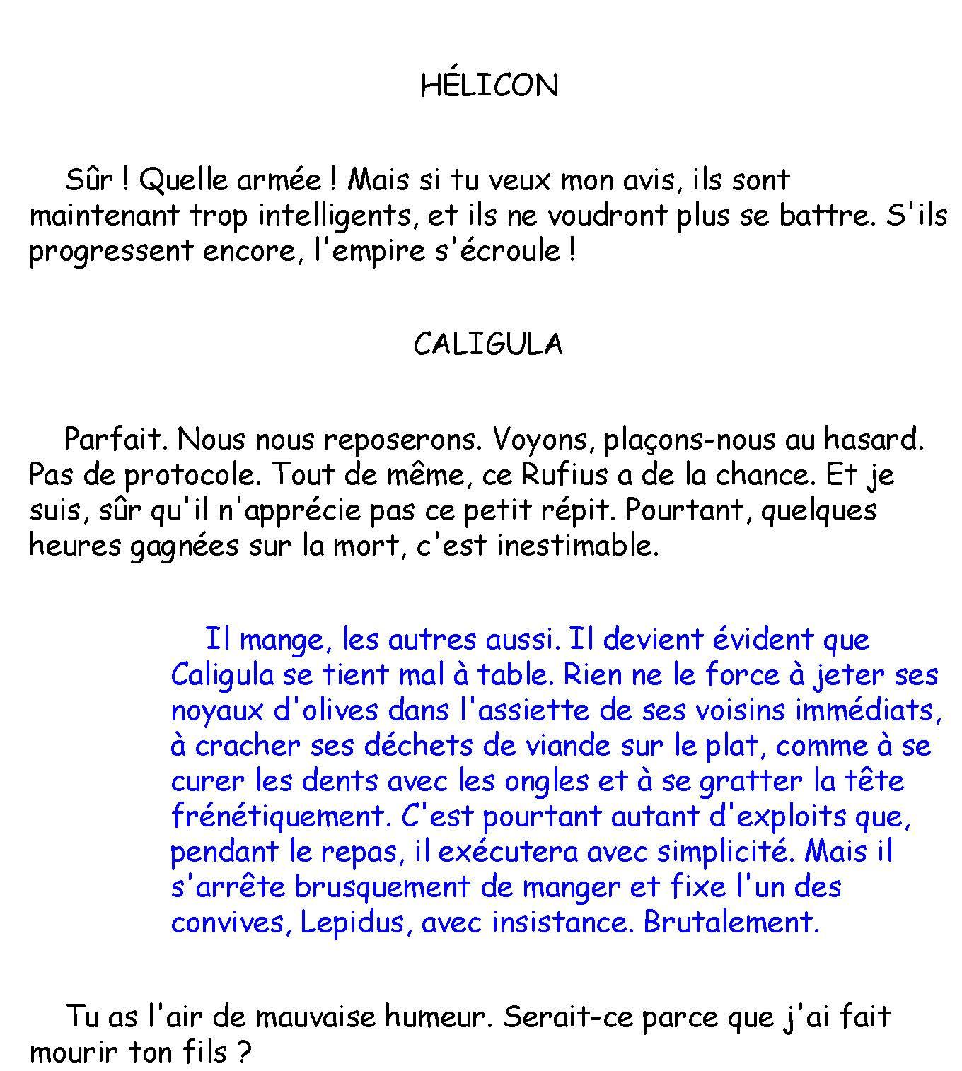 Caligula d'Albert Camus PDF Gratuit 4