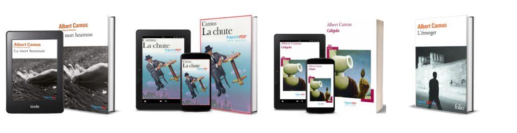 les livres d'albert camus pdf