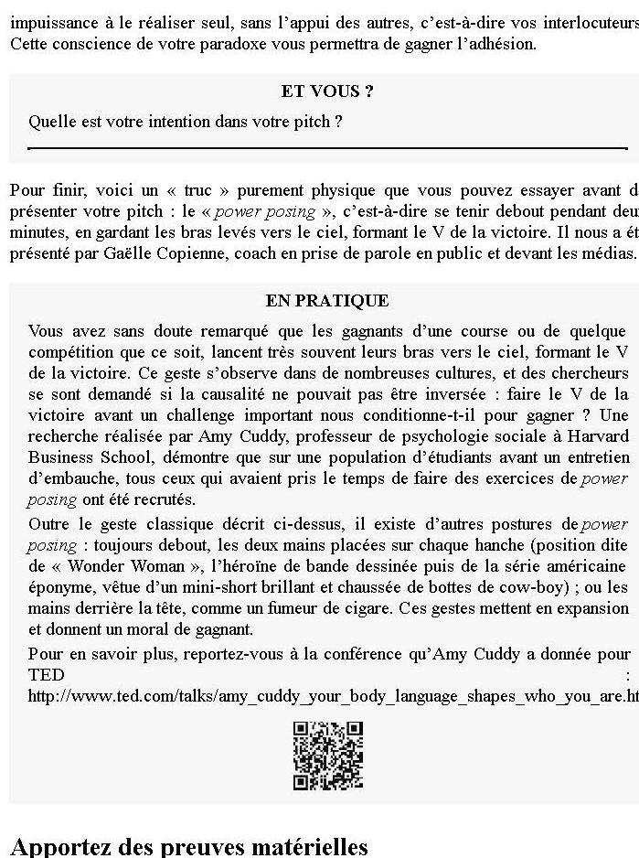 Comment parler de soi pour convaincre PDF livre Gratuit 3