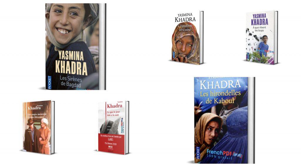 Collection romans de Yasmina Khadra, livres en ligne 1