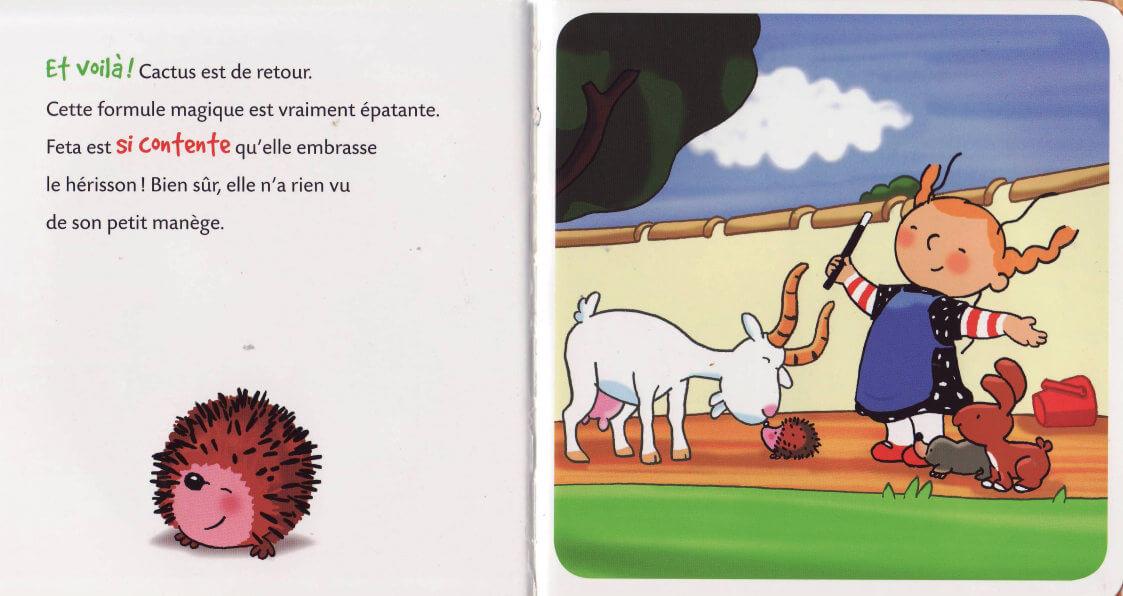 Manon, Une grosse faim Conte pour enfants 14