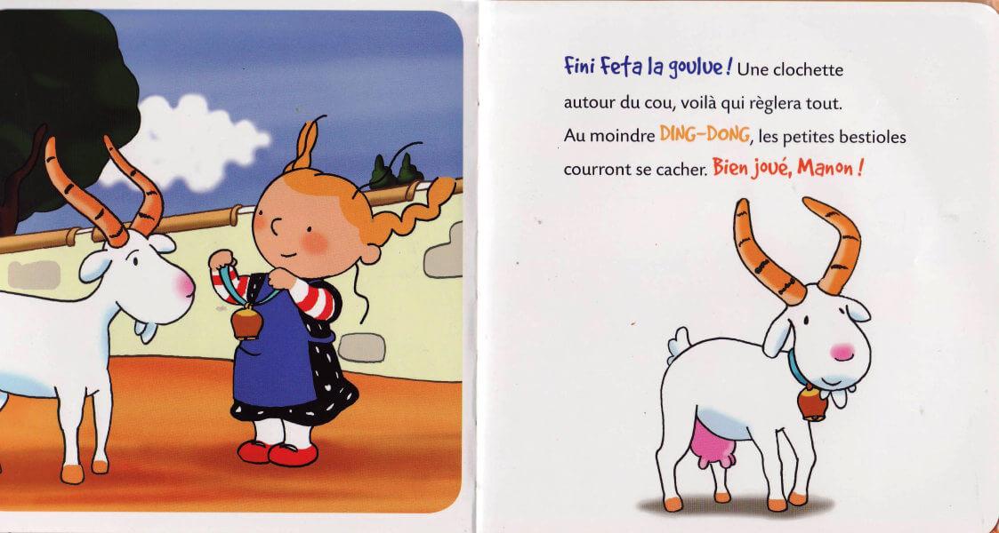 Manon, Une grosse faim Conte pour enfants 15