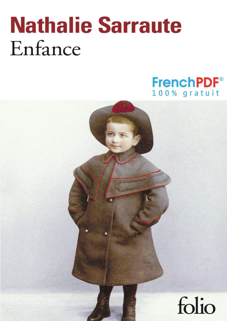 Enfance PDF - Nathalie Sarraute - Frenchpdf.com
